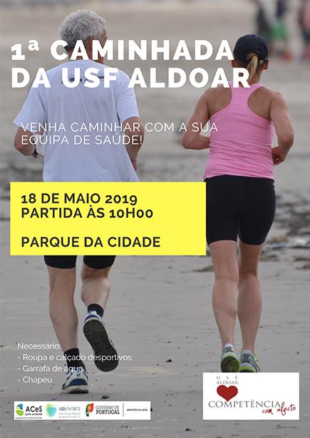 1ª Caminhada USF Aldoar