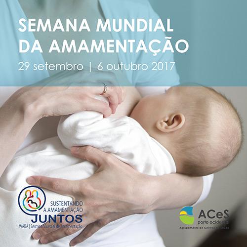 Semana Mundial de Aleitamento Materno 2017