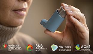 Como tratar a asma