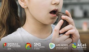 Asma na criança