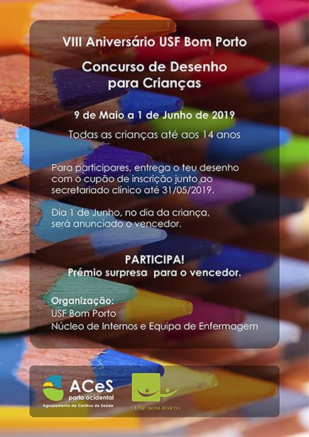 Concurso de Desenho para Crianças