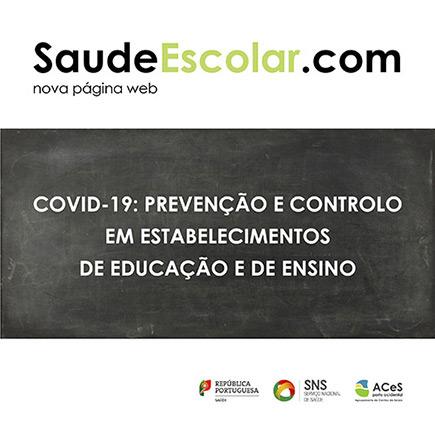 COVID-19 Saúde Escolar .com
