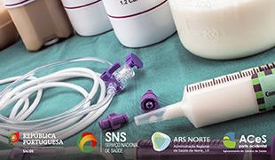 Cuidados ao paciente com uma sonda naso-gástrica