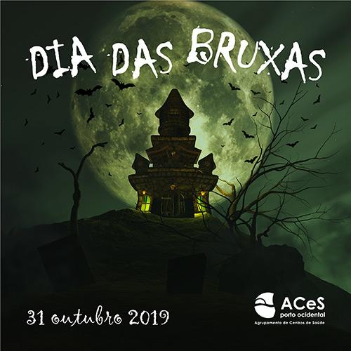 Dia das Bruxas 2019