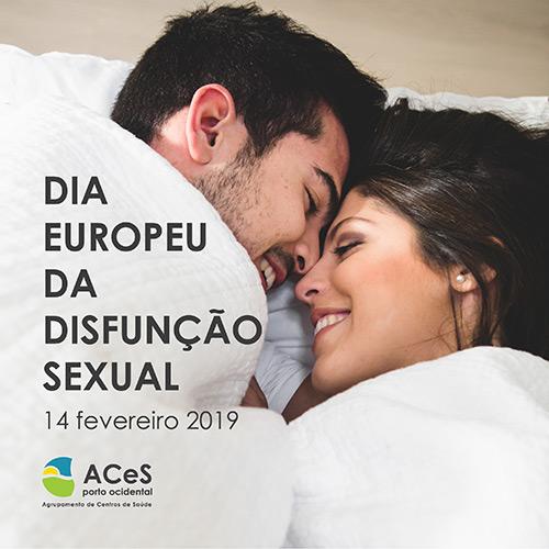 Dia Europeu da Disfunção Sexual 2019