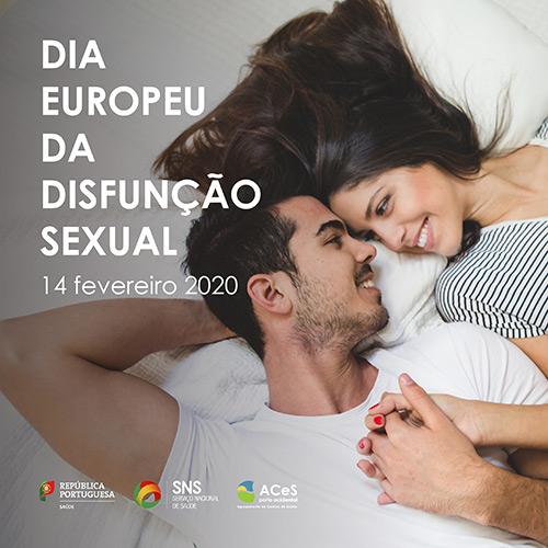 Dia Europeu da Disfunção Sexual 2020