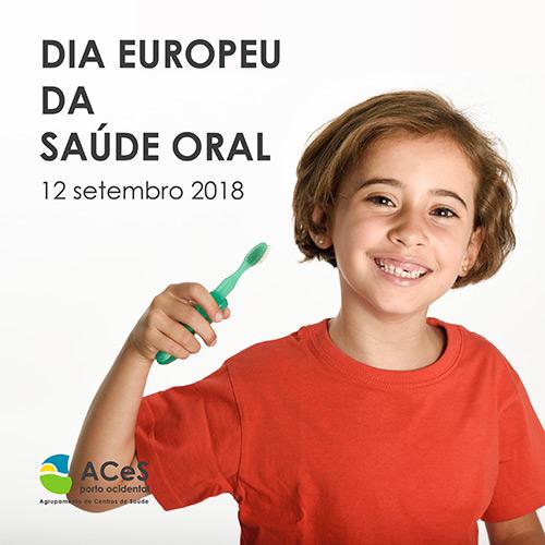 Dia Europeu da Saúde Oral 2018