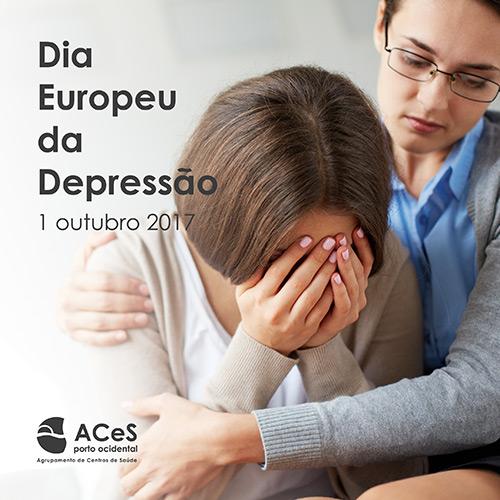 Dia Europeu da Depressão 2017