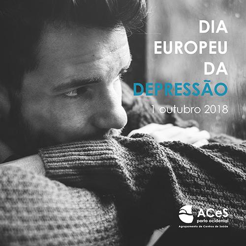 Dia Europeu da Depressão 2018