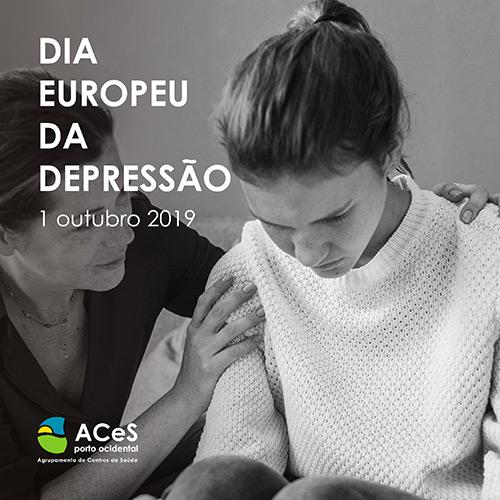 Dia Europeu da Depressão 2019