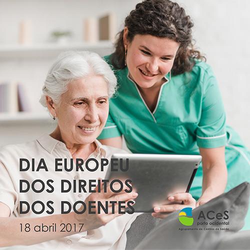 Dia Europeu dos Direitos dos Doentes 2017