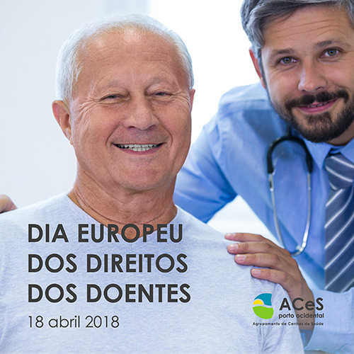 Dia Europeu dos Direitos dos Doentes 2018