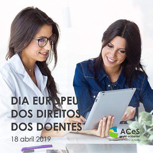 Dia Europeu dos Direitos dos Doentes 2019
