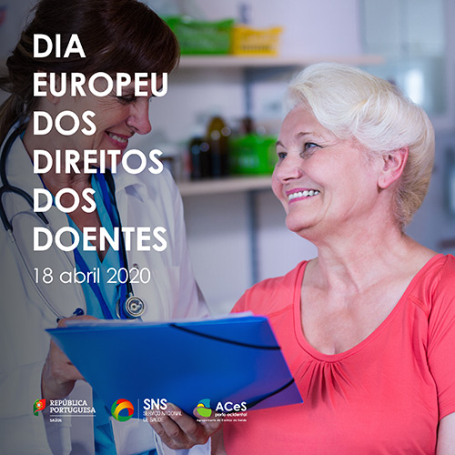 Dia Europeu dos Direitos dos Doentes 2020