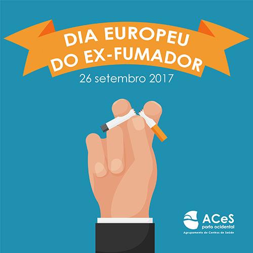 Dia Europeu do Ex-Fumador 2017