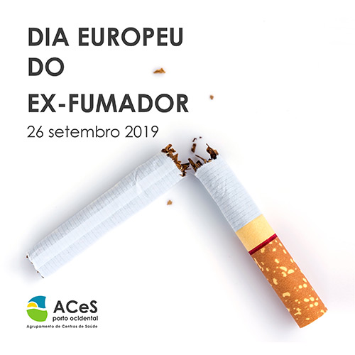 Dia Europeu do Ex-Fumador 2019