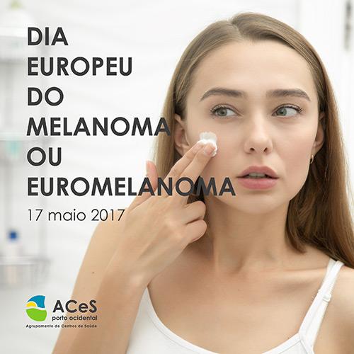 Dia Europeu do Melanoma ou Euromelanoma 2017