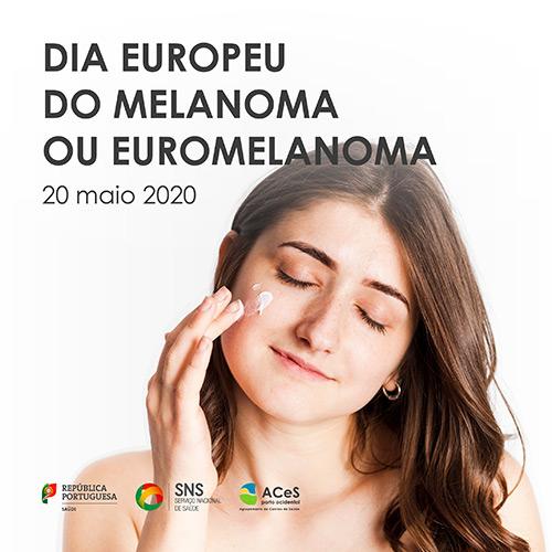 Dia Europeu do Melanoma ou Euromelanoma 2020