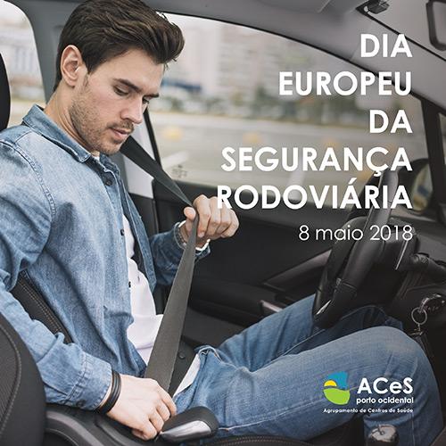 Dia Europeu da Segurança Rodoviária 2018