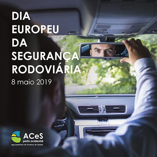 Dia Europeu da Segurança Rodoviária 2019