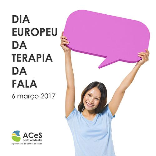 Dia Europeu da Terapia da Fala 2017