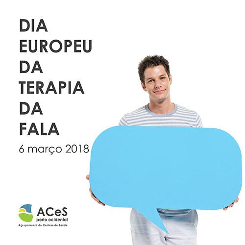 Dia Europeu da Terapia da Fala 2018