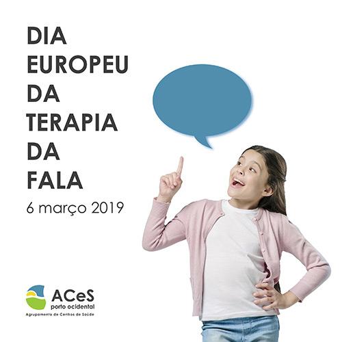 Dia Europeu da Terapia da Fala 2019