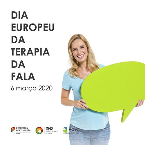 Dia Europeu da Terapia da Fala 2020