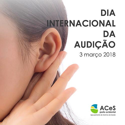 Dia Internacional da Audição 2018