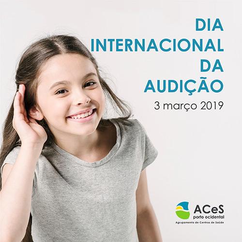 Dia Internacional da Audição 2019