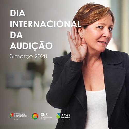 Dia Internacional da Audição 2020