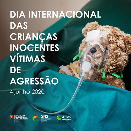 Dia Internacional das Crianças Inocentes Vítimas de Agressão 2020