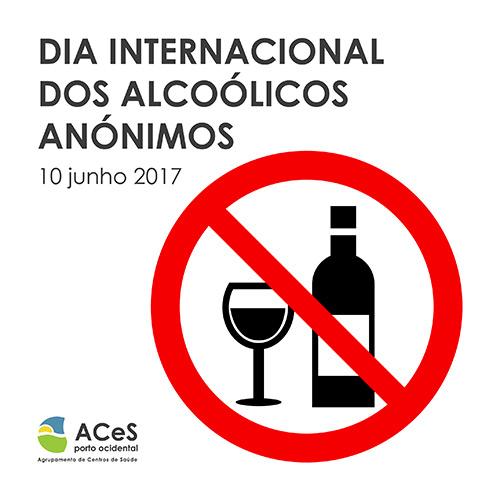 Dia Internacional dos Alcoólicos Anónimos 2017