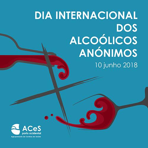 Dia Internacional dos Alcoólicos Anónimos 2018