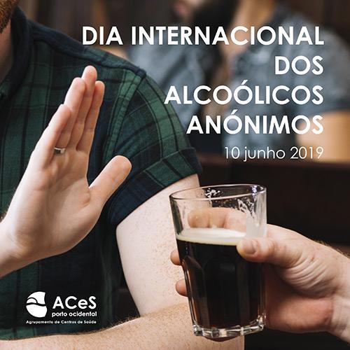 Dia Internacional dos Alcoólicos Anónimos 2019
