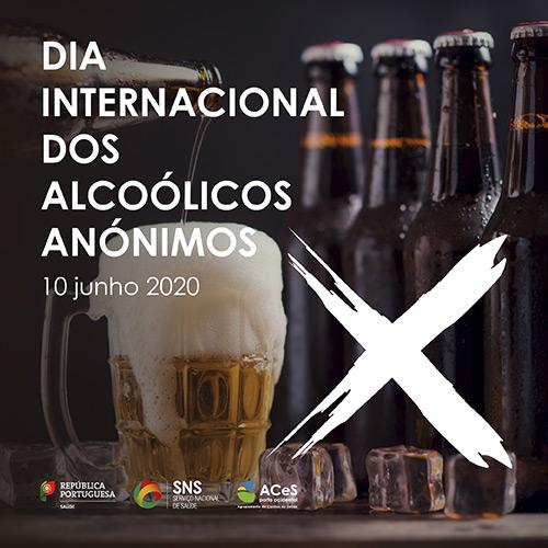 Dia Internacional dos Alcoólicos Anónimos 2020