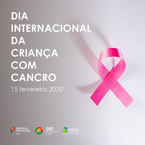 Dia Internacional da Criança com Cancro 2020