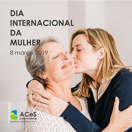 Dia Internacional da Mulher 2019