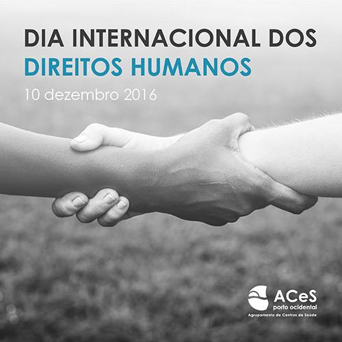 Dia Internacional dos Direitos Humanos 2016