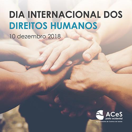 Dia Internacional dos Direitos Humanos 2018