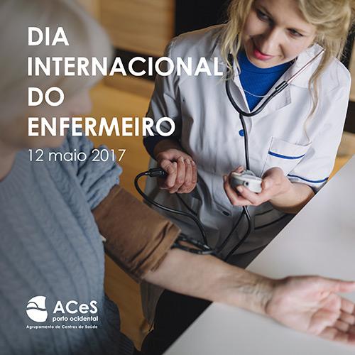 Dia Internacional do Enfermeiro 2017