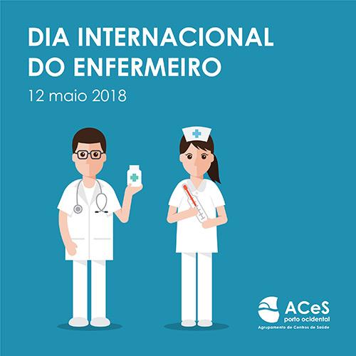 Dia Internacional do Enfermeiro 2018