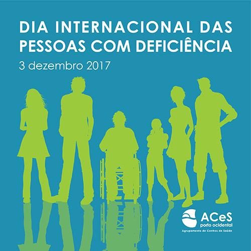 Dia Internacional das Pessoas com Deficiência 2017