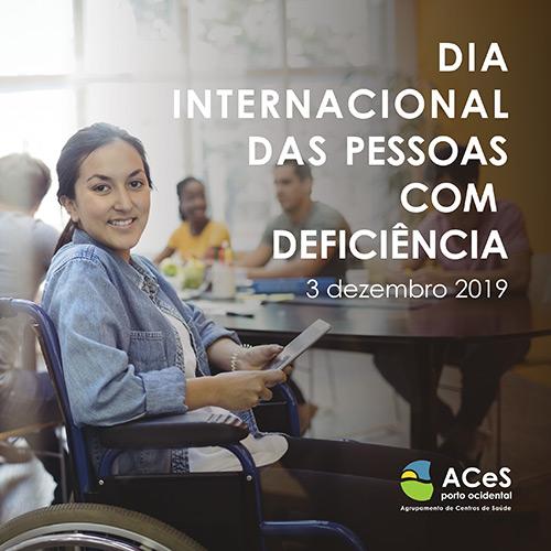 Dia Internacional das Pessoas com Deficiência 2019