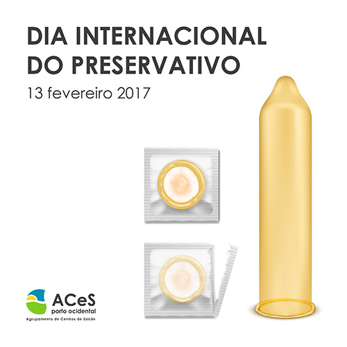 Dia Internacional do Preservativo 2017