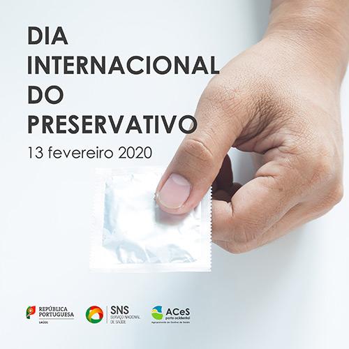 Dia Internacional do Preservativo 2020