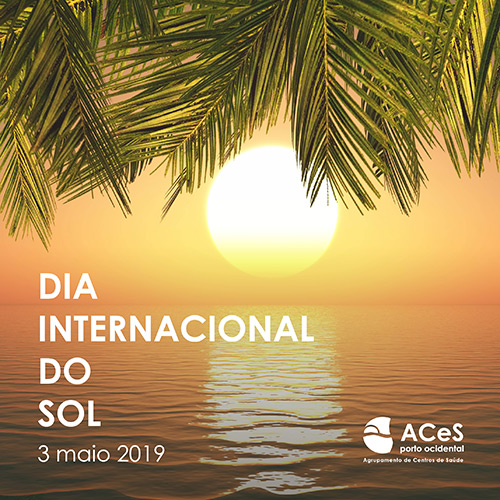 Dia Internacional do Sol 2019