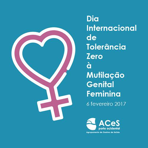Dia Internacional de Tolerância Zero à Mutilação Genital Feminina 2017