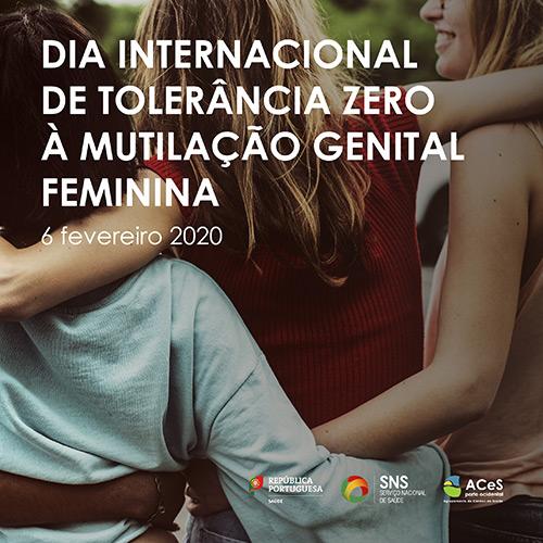 Dia Internacional de Tolerância Zero à Mutilação Genital Feminina 2020