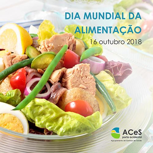 Dia Mundial da Alimentação 2018